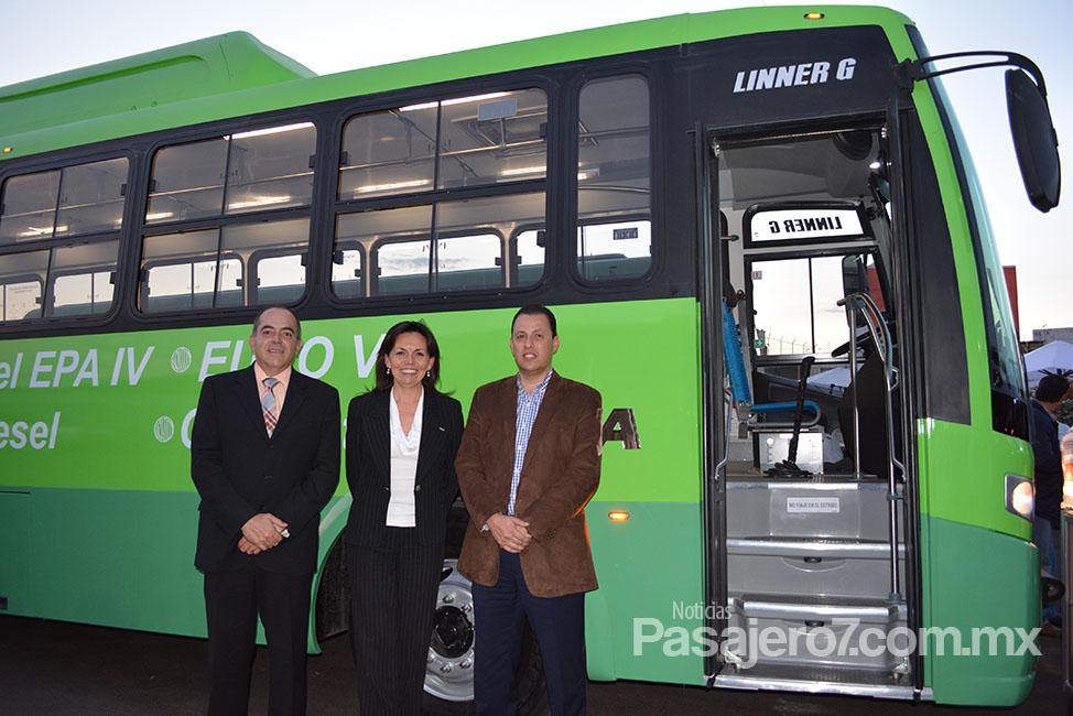 nuevo modelo de transporte GDL4