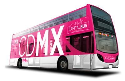 capital bus