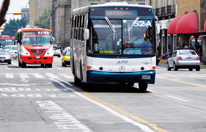 reportaje calidad en el transporte