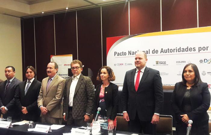 pacto nacional por la movilidad