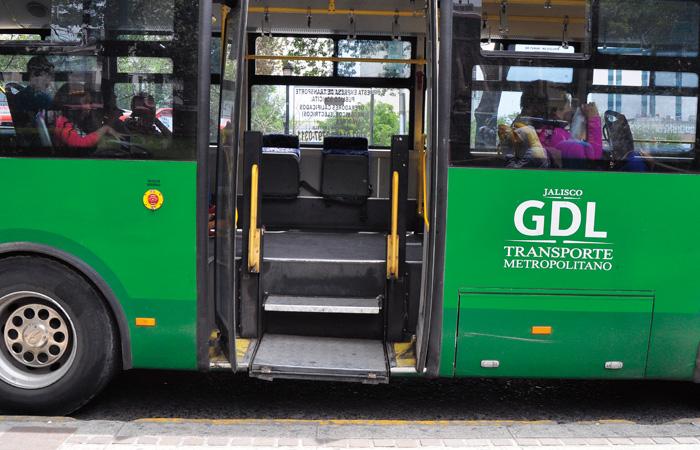 transporte GDL