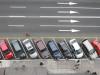 Estacionamientos en Miraflores, autos, tráfico