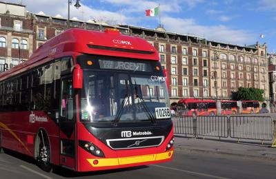Las nuevas unidades tiene una capacidad para 240 pasajeros y utilizan Diésel Ultra Bajo Azufre (UBA), amigables con el medio ambiente.