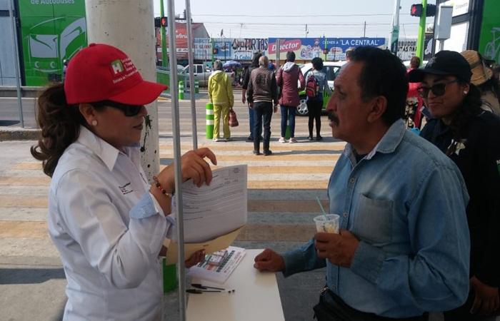 Colocan Siete Módulos De Atención Al Usuario En Pachuca