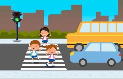 Lanzan aplicación de seguridad vial para niños