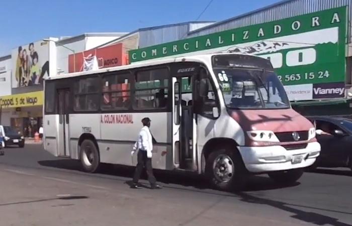 Imparable el robo al transporte público en el Valle de México