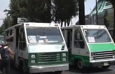 El Congreso de CdMx busca actualizar tarifas y sancionar acoso en el transporte público
