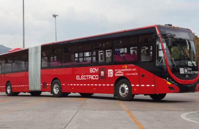 metrobus electrico
