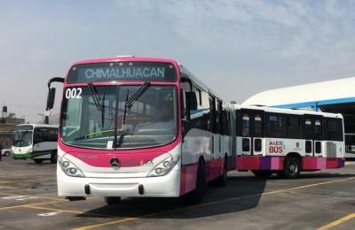 Compartirán carril Línea 4 del Metrobús y Mexibús