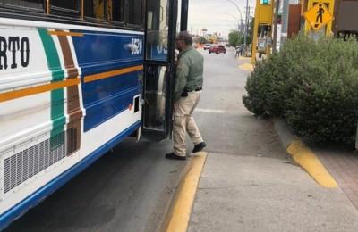 En Chihuahua transporte circulará hasta las 8 de la noche