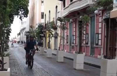 Se oponen a ciclovías sobre Paseo Montejo en Mérida