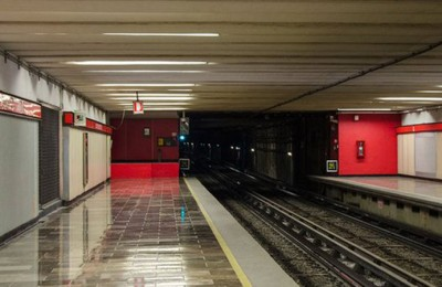 Sindicato del Metro de la CDMX exigen se cumplan sus derechos laborales