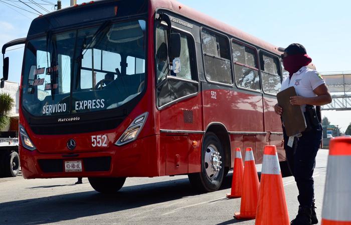 Traslados en transporte público de Jalisco disminuyeron 42% con Botón de Emergencia