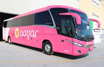 33 autobuses Scania se unen a la flota de Grupo Estrella Blanca