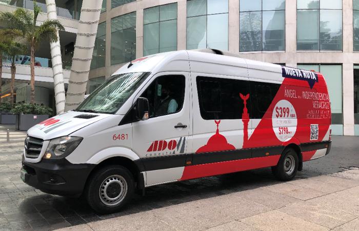 ADO Conecta presenta una nueva opción de movilidad en la CDMX