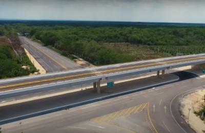 Bajó en Yucatán turismo por carretera 50%
