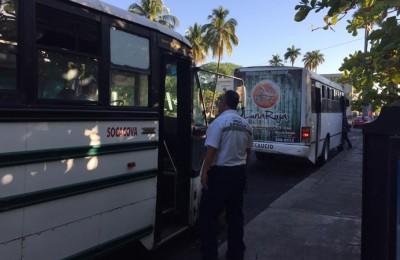 Exhortan diputados de Colima a vigilar cumplimiento de normas sanitarias en transporte público