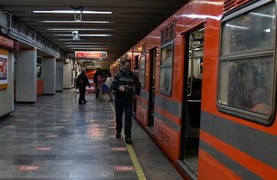 Garantizan reinicio del servicio de la línea 1 del Metro el lunes próximo