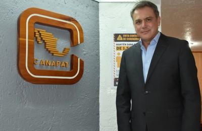 José Lucio Rodríguez González es el nuevo Presidente de CANAPAT