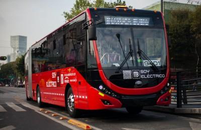 MOBILITY ADO le apuesta a los autobuses urbanos eléctricos