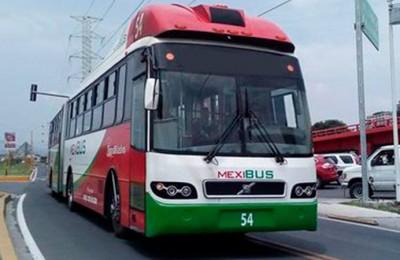 Para facilitar la movilidad Mexibús ofrece servicio gratuito