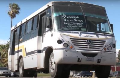 Piden revisar tarifas del transporte público en Durango