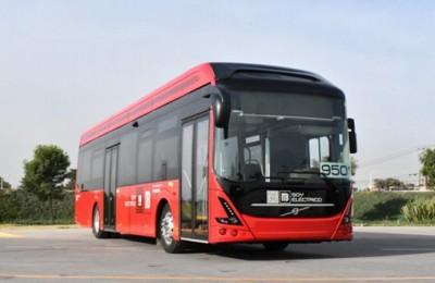 Volvo Buses va por la electromovilidad urbana