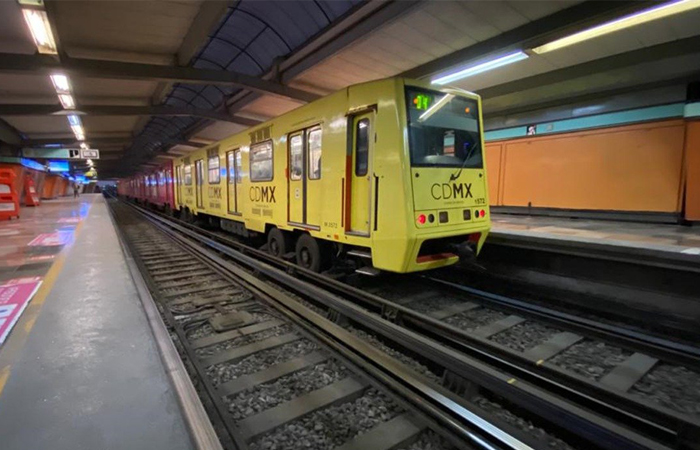 Ya hay fechas para el reinicio de operaciones de las líneas 1, 2 Y 3 del Metro