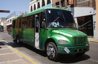 CMOV revisará tarifas del transporte público de Aguascalientes