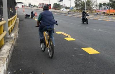 Coparmex CDMX pide a Semovi garantizar seguridad de ciclistas