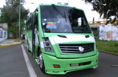 Insisten transportistas de la CDMX en incremento a tarifa