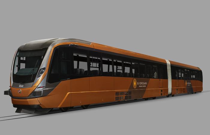 Marcopolo se lanza al segmento ferroviario en el sector de Vehículo Ligero Sobre Rieles