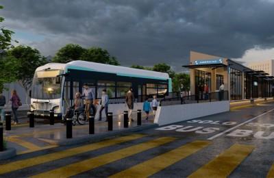 Anuncian inversión de 1,315 mdp para modernización y ampliación del Bravobús en Chihuahua