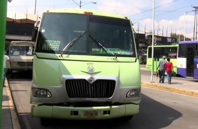 Buscan Segob y Semovi mejora del transporte público concesionado en la CdMx