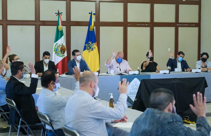 Conforman Fideicomiso del Sistema Integrado de Recaudo para Transporte Público en Jalisco