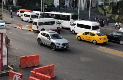 Desde hoy el transporte público del Edomex podrá operar hasta con 50% de su capacidad