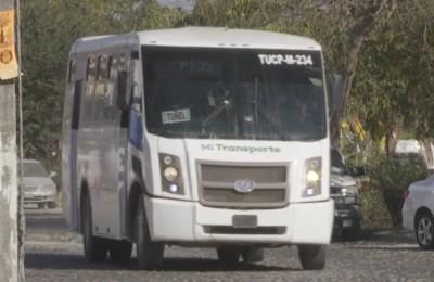 En Puerto Vallarta solicitan usuarios ampliar ruta de transporte – Portales