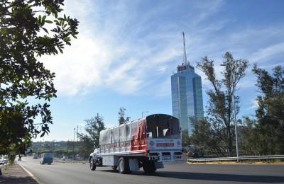 Jalisco apuesta por reducir emisiones de transporte de carga