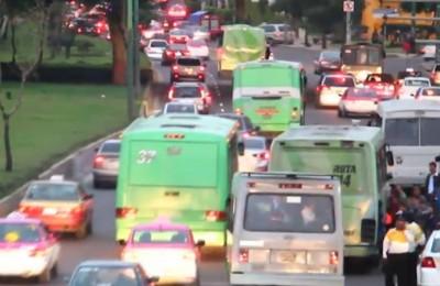 La renovación del transporte público en México en riesgo por la falta de Diesel UBA