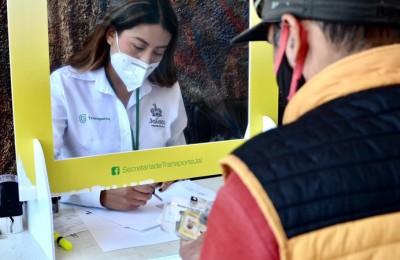 Mantienen reparto de concesiones de taxis a conductores con más de 10 años de servicio en Jalisco