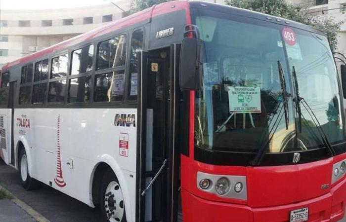 Robo a transporte público en EdoMéx sigue a la alza
