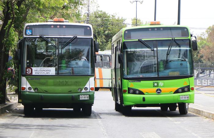 CDMX asegura que no hay indicativos de contagios en transporte público