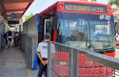 Concesionan el Acabús a Autobuses Metropolitanos