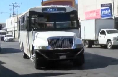El Estado operará rutas troncales en Chihuahua