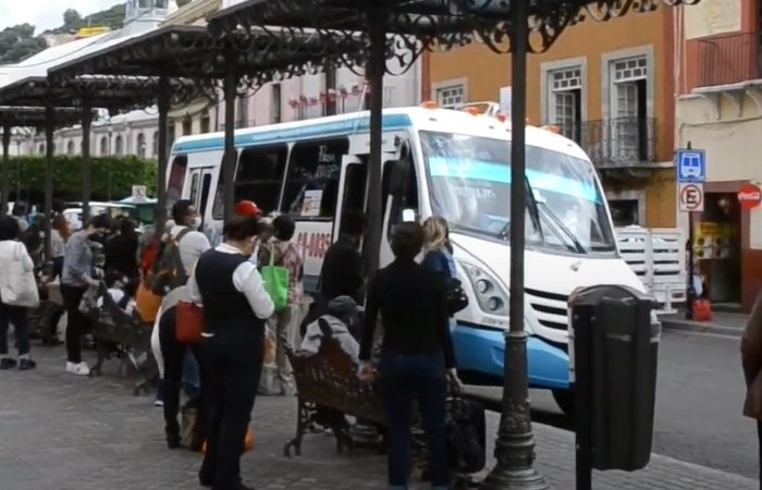 En Guanajuato operadores de transporte público recibirán capacitación contra la violencia de género