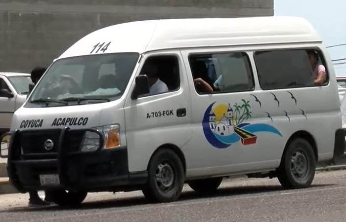 Habrá transporte público gratuito por día de las madres en Acapulco