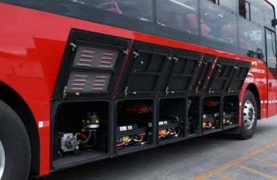 Metrobús eléctrico en Circuito Interior de la CDMX para 2022