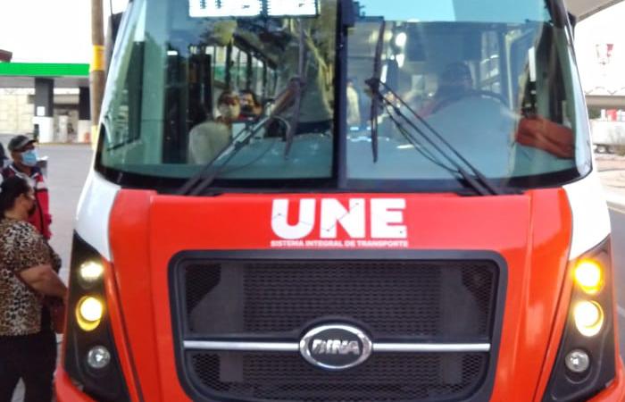 El 15% de usuarios del transporte público no porta correctamente el cubrebocas en Hermosillo