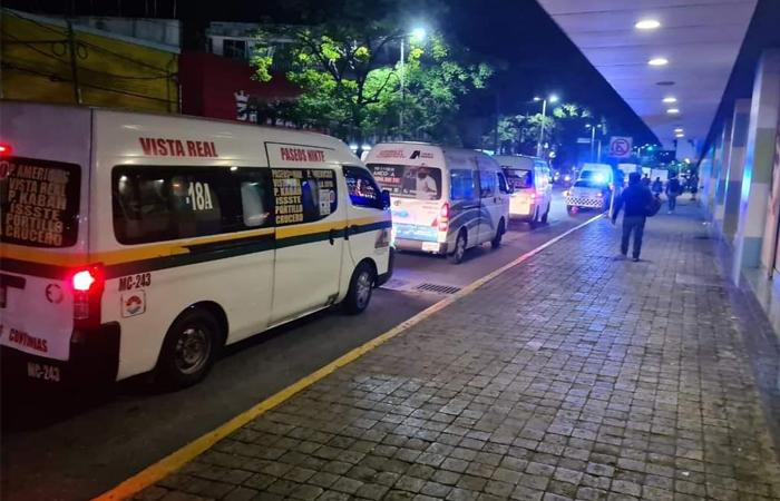 Preocupan repetidos ataques a transporte público en Cancún