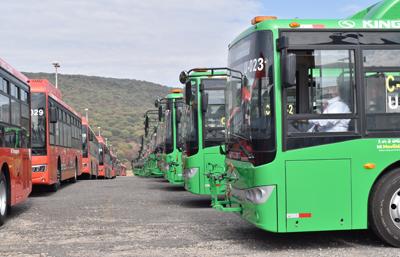 foto 1 Alistan 336 nuevas unidades para la renovación de transporte público en Jalisco